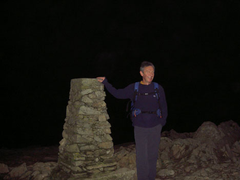 Night walk on Loughrigg